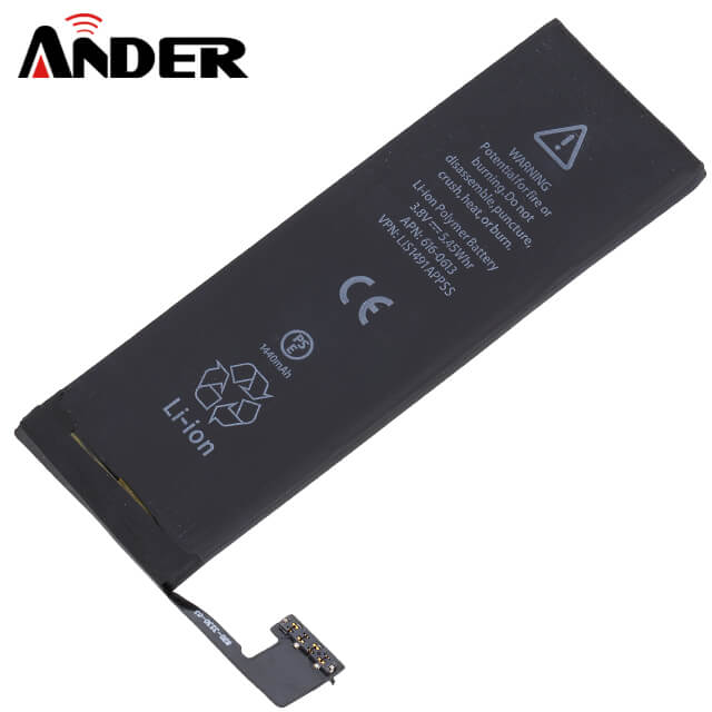 Apple iPhone 5S Replacement Lithium Battery