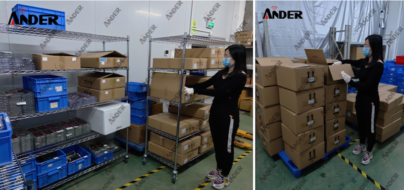 ander lcd factory