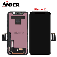 Ander iPhone 11 LCD Screen Replacement Full Assembly Black