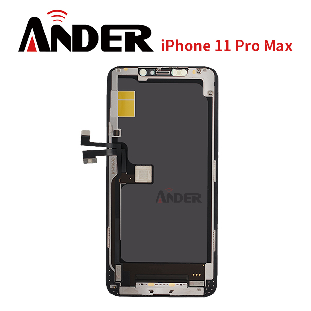 iPhone 11 Pro Max LCD Screen Replacement Display Black